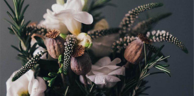 Дизайнерские букеты цветов